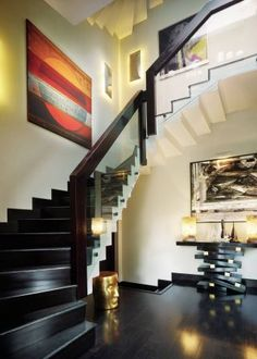 Contemporary Staircase/Hallway by Jean-Louis Deniot in New Delhi, India