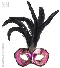 Beautiful and elegant add a mystical look to your costume with this beautiful pink eyemask with gold glitter accents. Elegant Masquerade Mask, Gold Glitter, Mystic, Pink, Eye Masks, Beautiful, Rolls Royce, Costume, Products