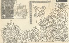 Folk Embroidery, Tapestry, Needlepoint, Crafts, Craft Ideas, Drawings, Decor, Pictures, Embroidery