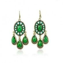 Wholesale Antique Bronze-plated Stylish Earring
