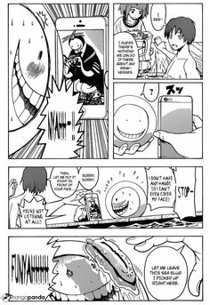 Ansatsu Kyoushitsu Time for an Unusual Event - Read Ansatsu Kyoushitsu Time for an Unusual Event Manga Scans Page 1 Free and No Registration required for Ansatsu Kyoushitsu Time for an Unusual Event Time for an Unusual Event Anime Nerd, Manga Anime, Itona Horibe, Karma X Nagisa, Koro Sensei, Classroom Board, Manga Story, Photo Mural, Manga Pages