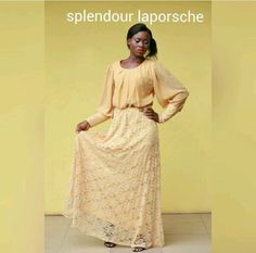 I Know You Are A Diva! I Just Found Your Collection! @splendour_laporsche - Accueillir en Gbetu TV