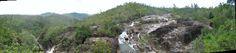 Vista panorámica de la reserva forestal Mountain Pine Ridge. ◆Belice - Wikipedia https://es.wikipedia.org/wiki/Belice #Belize