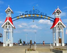 Ocean City ,Maryland...favorite place to be in the summer! :)