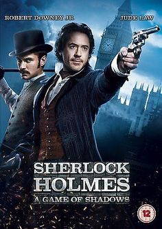 Sherlock #holmes : a game of shadows starring robert #downey jr #(dvd),  View more on the LINK: http://www.zeppy.io/product/gb/2/272117496453/