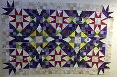 Bonnie Hunter Mystery Quilt 2017 - En Provence - Page 124