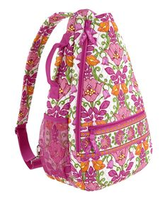 Take a look at the Lilli Bell Sling Tennis Backpack on #zulily today!