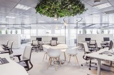 See More Nokia HQ Keilalahti Finland Silla Think Steelcase
