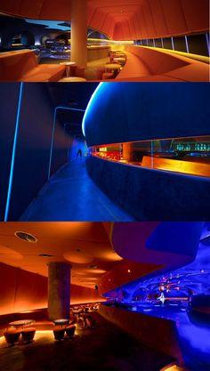 Futuristic Night Club, Thailand