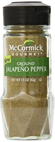 McCormick Gourmet Jalapeno Pepper, Ground, 1.5 Oz