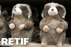 Animales para #decoración de #navidad en Retif