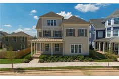 1085 Celebration Dr, Roswell, GA 30076 Hidden Rooms, Custom Built Homes, Workout Rooms, Full Bath, Home And Family, Mansions, Car Garage, House Styles, Master Chief