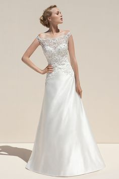 27beb5dfdb8 26 Best Mark Lesley Bridal at Belles   Bows images