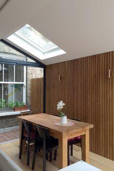 Venn Street Part 2 : Modern dining room by Proctor & Co. Architecture Ltd