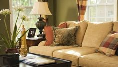 Create a kid friendly living room.