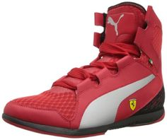 efb52e7c5f80 PUMA Men s Valorosso Mid Ferrari Webcage Motorsport Shoe