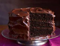 The Best Chocolate Layer Cake You'll Ever Have - GoodHousekeeping.com