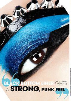 Eye Candy by Ben Hassett for Teen Vogue October 2014