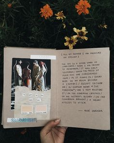 [Tell My Mother I Am Weaving an Apology] art journal + poetry by Noor Unnahar || journaling ideas inspiration diy craft collage scrapbook mixed media scrapbooking, tumblr indie pale grunge hipsters aesthetic beige, creative instagram artists photography handwritten, words quotes women writers of color writing poetic artsy ||