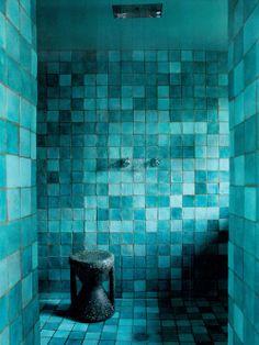 Serene Turquoise & Aqua Blue s