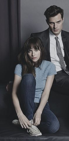 Ladies and Gentlemen, meet Ms. Ana Steele and Mr. Chrisitian Grey. Go to the official site to learn more about this summer's hottest romance. | Fifty Shades of Grey | In Theaters Valentine's Day
