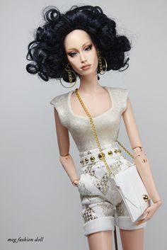 New outfit for Sybarite / FR16 '' Summer VIII'' | by meg fashion doll