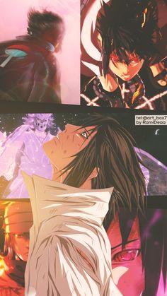 #sasuke #naruto Anime Naruto, Naruto E Boruto, Madara Uchiha, Naruto Art, Naruto And Sasuke, Anime Manga, Sasunaru, Akatsuki, Anime Collage