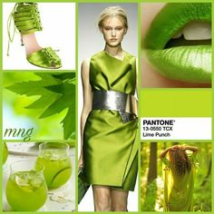 Color Trends, Color Combos, Lime Punch, Red T, 2018 Color, Limes, Yellow And Brown, Pantone Color, Color Inspiration