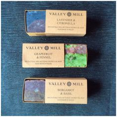 Valley Mill Soaps