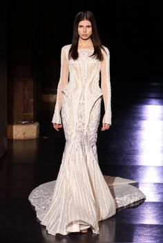 would love to see this on the Oscars red carpet, Basil Soda, Paris Couture Fashion Week