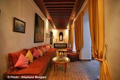 Salon - Riad Marélia - Marrakech