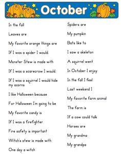 Journal Writing Prompts - Mercury Mine 1st Grade Happenings