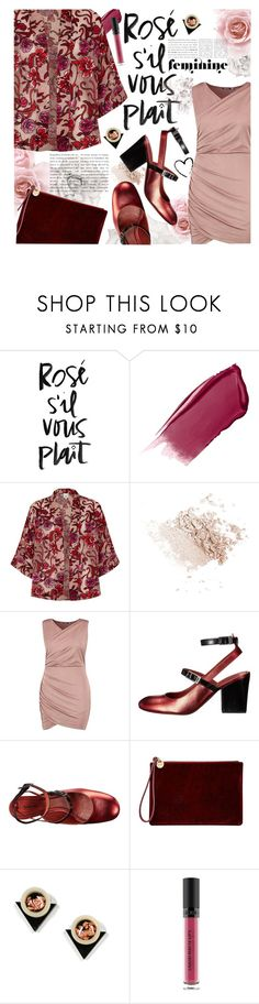 """""""Spring-Summer 17 (Plus Size Chic)"""" by foolsuk ❤ liked on Polyvore featuring WALL, Hourglass Cosmetics, River Island, Topshop, Boohoo, Missoni, Hallhuber and Gosh"""