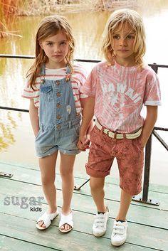 Annabel y Alan de Sugar Kids para Lefties
