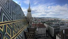 Stephansdom | St. Stephen's Cathedral in Wien, Wien Empire State Building, Vienna, Cathedral, Louvre, Architecture, Travel, Arquitetura, Viajes, Cathedrals