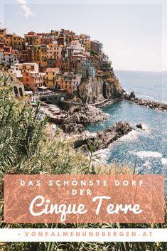 Du reist nach Cinque Terre im wunderschönen Italien und suchst Tipps für deine Reiseplanung? In diesem Beitrag erfährst du, welches das schönste Dorf der Cinque Terre ist inklusive Tipps für deine Reise. Auf nach Bella Italia! :) Cinque Terre, Bergen, Strand, Grand Canyon, Nature, Travel, Inspiration, Colorful Houses, Tips