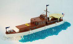 Motor Yacht Mohican #yacht #moc #ship