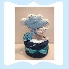 Musique douce Gâteau de couches ou diaper cake pour cadeau de naissance ou baby shower www.lababyshowerdemaman.fr ou lababyshowerdemaman@hotmail.fr pour toutes vos demandes