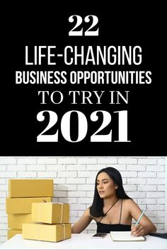 There's more opportunity than ever, and you should take advantage! To help you get started, We're going to layout 22 online business ideas.