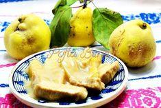 Mancare de gutui Recipe Mix, Superfoods, Camembert Cheese, Potato Salad, Caramel, Potatoes, Canning, Ethnic Recipes, Sticky Toffee