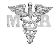 NursingPin - Medical Assistant MA Graduation Pin in Sterling Silver NursingPin.com. $24.99