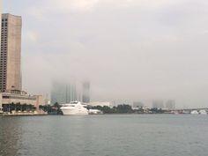 Miami haze.
