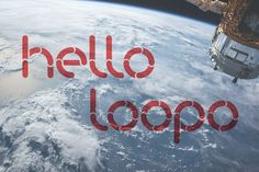 Loopo by Little Fonts on @creativemarket