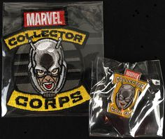Marvel Collector Corps Ant-Man Box (What Was Everyone Complaining About? Marvel Collector Corps, The Collector, Mario, Box, Snare Drum