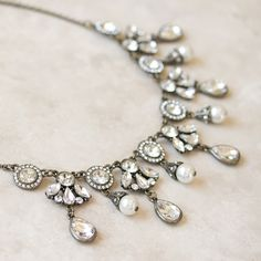 Plunder Design offers chic, stylish jewelry for the everyday woman. Plunder Design, Stylish Jewelry, Bridal Looks, Antique Gold, Pearl Necklace, Bracelets, Necklaces, Pearls, Crystals