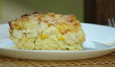 Ezt fald fel!: Csirkemell sajtmártással, spagettiágyon Lasagna, Mashed Potatoes, Macaroni And Cheese, Ethnic Recipes, Food, Drink, Whipped Potatoes, Mac And Cheese, Beverage