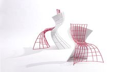 R shell / Chair design, 2014 on Furniture Served