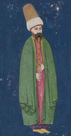Ottoman Dervishes (Osmanlı Dervişleri)