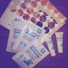 #instamum korzystacie z produktów marki #allerco? My właśnie dostaliśmy kilka próbek emulsji do kąpieli i kremu ochronnego przeciw odparzeniom. Produkty może stosować mama jak i maluszek. Zobaczymy jak się sprawdzi  #DbaODelikatnaSkore #Od1dniaZycia #AllercoEmolienty https://www.instagram.com/p/BGKSAsoj5md/