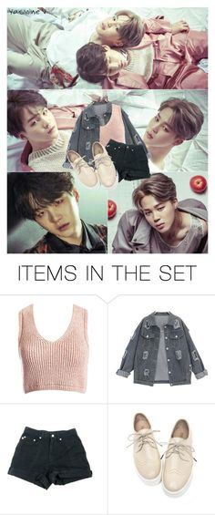 """""""Bts Jimin and Suga Wings Concept Photos"""" by pandagirl2102 ❤ liked on Polyvore featuring art"""